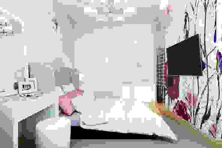 ПРИТЯЖЕНИЕ ЦВЕТА Спальня в классическом стиле от Дизайн студия Алёны Чекалиной Классический