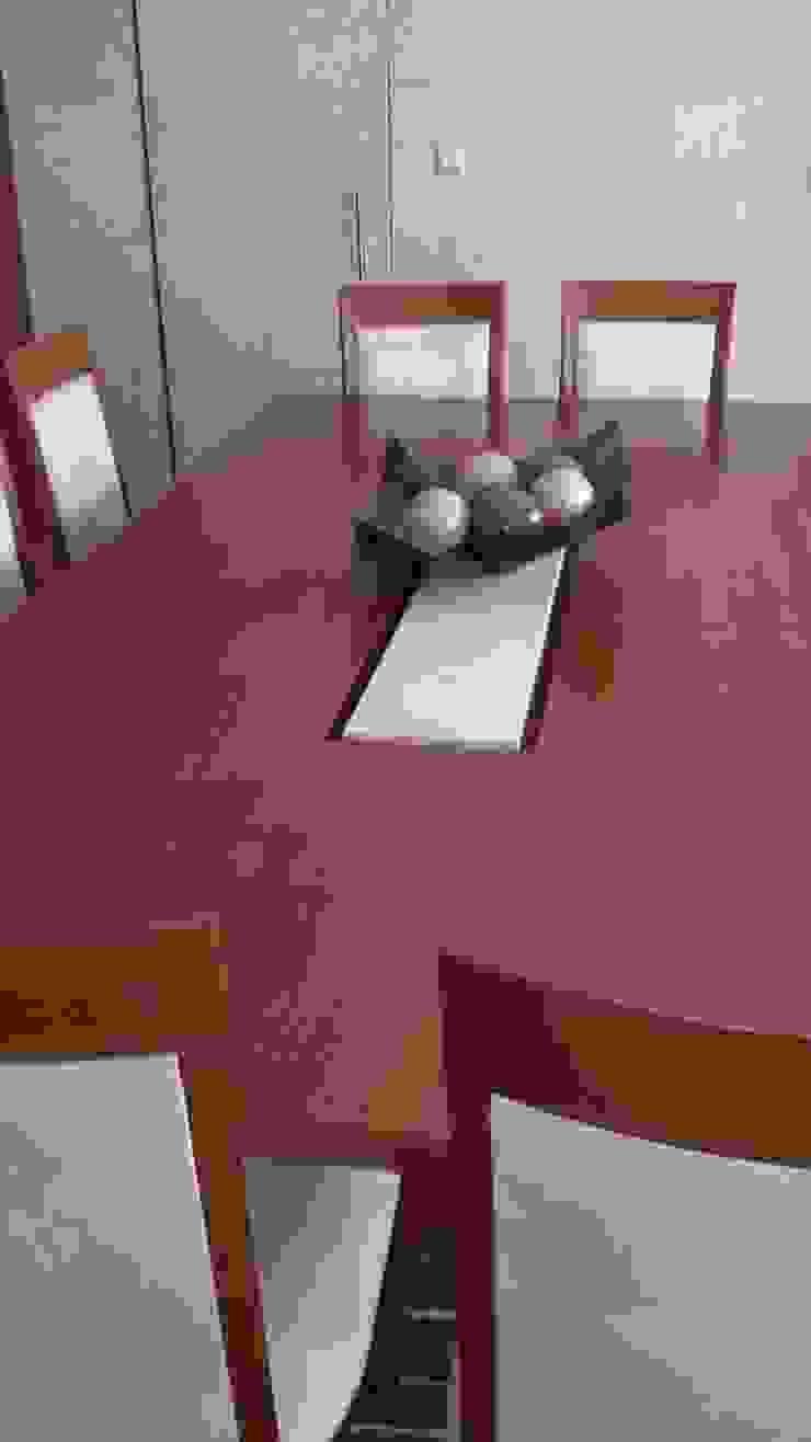 Salle à manger moderne par D.I. Liliana López Zanatta Moderne