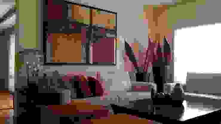Salon moderne par D.I. Liliana López Zanatta Moderne