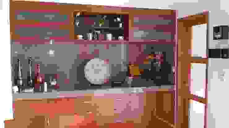 Diseno de Interiores Cocinas modernas de D.I. Liliana López Zanatta Moderno