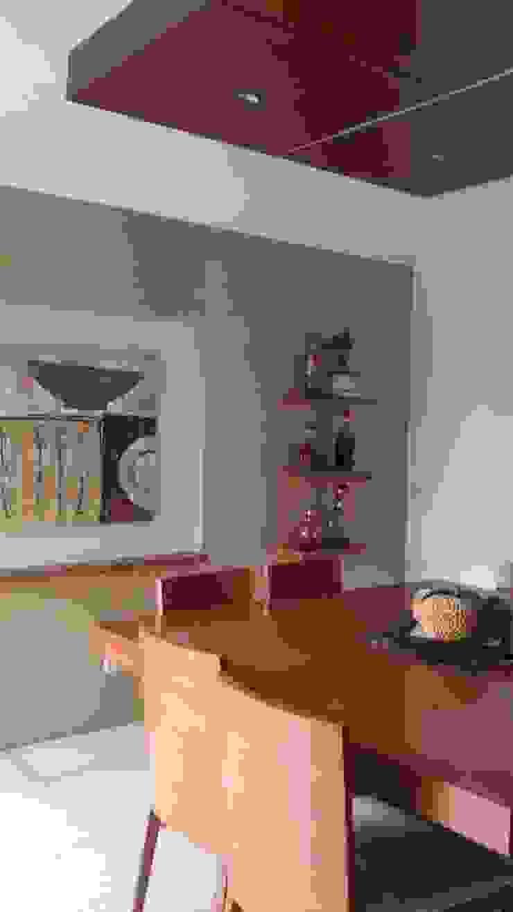 Diseno de Interiores Comedores modernos de D.I. Liliana López Zanatta Moderno