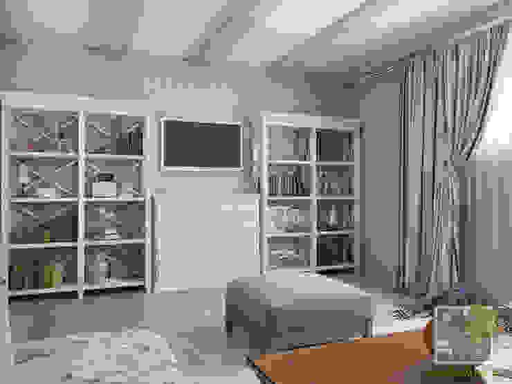 Комната отдыха Медиа комната в стиле кантри от Елена Марченко (Киев) Кантри
