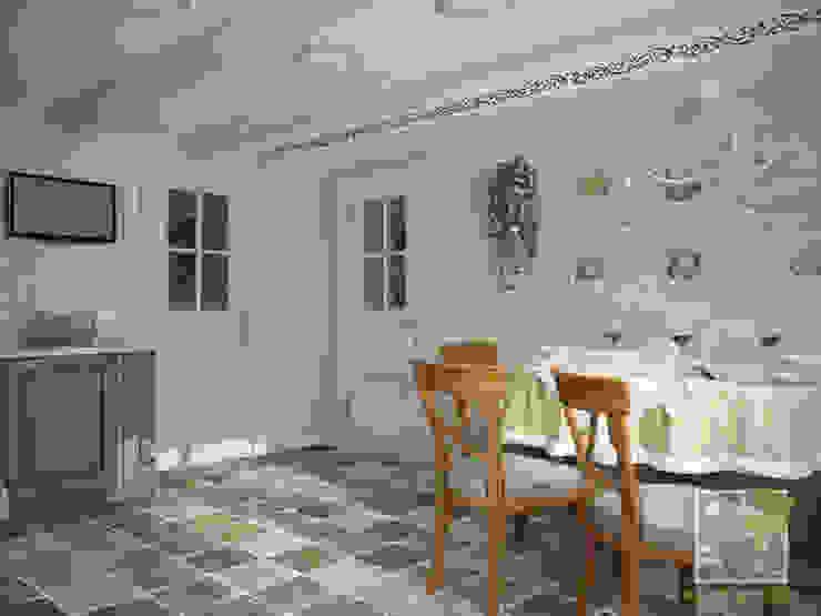 Кухня Кухня в стиле кантри от Елена Марченко (Киев) Кантри