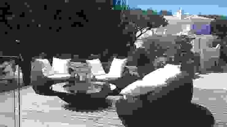PRIVATE RESIDENCE – VALE DO LOBO, ALGARVE – PORTUGAL por GlammFire Moderno