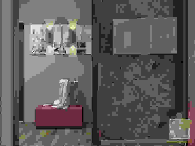 Ingresso, Corridoio & Scale in stile eclettico di Елена Марченко (Киев) Eclettico