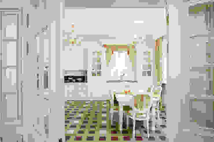 Dining room by дизайн интерьера Ольга Егупова www.egupova.ru, Classic