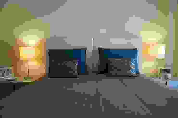 Apartamento Porto Quartos modernos por Andreia Miranda - Design de interiores Moderno