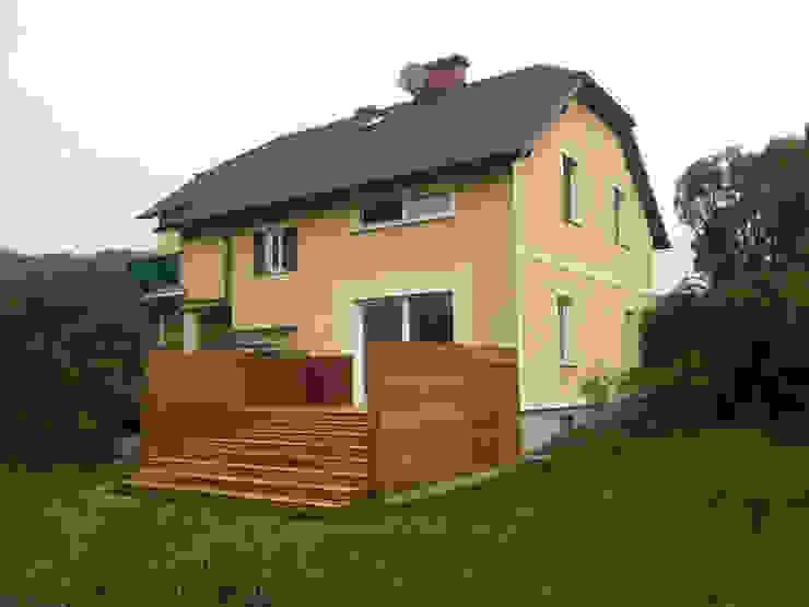 Umbau Einfamilienhaus von Arch. DI Peter Polding ZT Klassisch