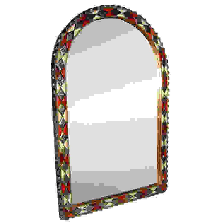 """Marokkaanse spiegel """"Touareg"""" van Orientflair Mediterraan"""