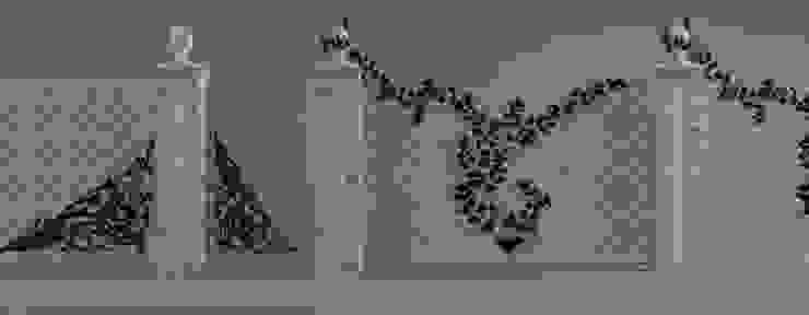 Кованые забор, ворота и калитка Сад в средиземноморском стиле от Мастерская ландшафта Дмитрия Бородавкина Средиземноморский Металл