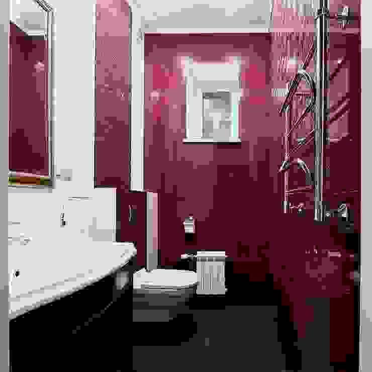 Коттедж Новая рига, 1000 кв.м Ванная в классическом стиле от ELLE DESIGN STUDIO Классический