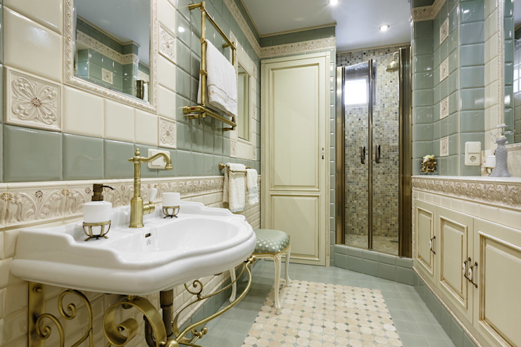 Bathroom by Valeria Ganina, Classic