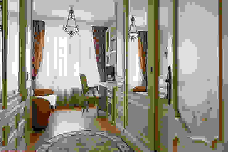 квартира на ВО, Галерный проезд д.5. Рабочий кабинет в классическом стиле от Valeria Ganina Классический