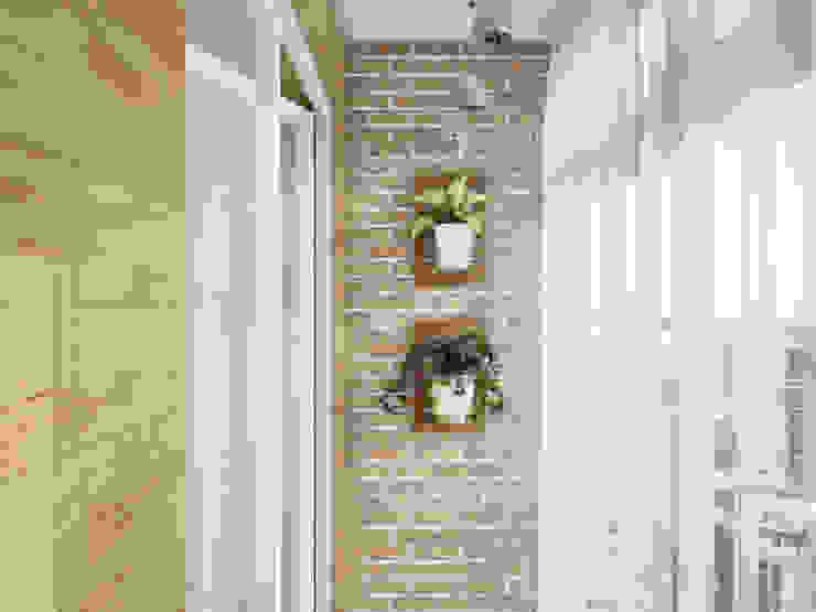 Проект частной квартиры Балкон и веранда в стиле лофт от Катков Сергей Лофт