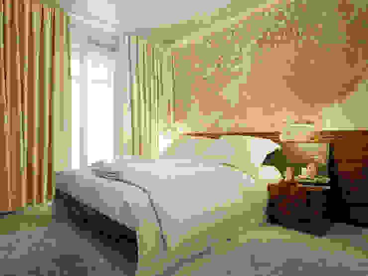 Проект частной квартиры Спальня в стиле лофт от Катков Сергей Лофт