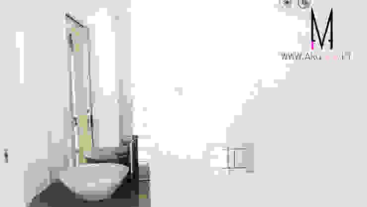 Ericeira Surf Casas de banho campestres por ARQAMA - Arquitetura e Design Lda Campestre