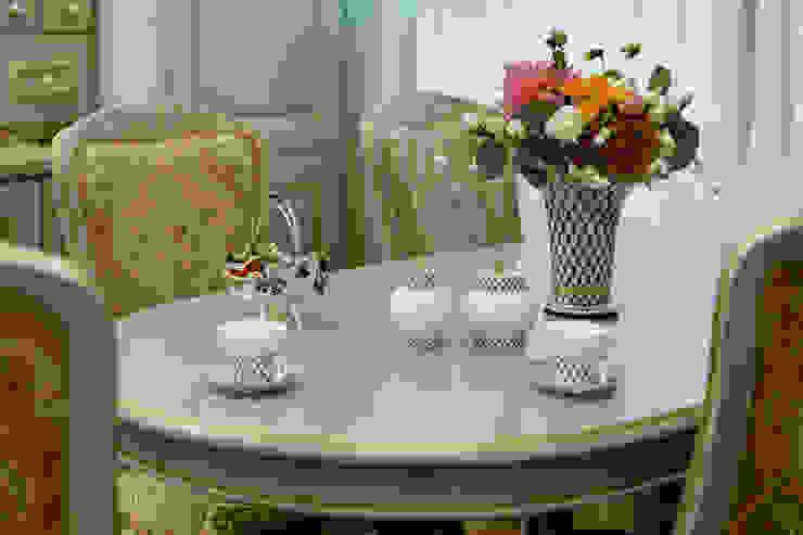 квартира на ВО, Галерный проезд д.5. Столовая комната в классическом стиле от Valeria Ganina Классический