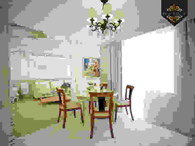 романтичная классика Кухня в классическом стиле от Decor&Design Классический