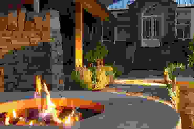 The Grove Jardines de estilo moderno de Bestall & Co Landscape Design Ltd Moderno