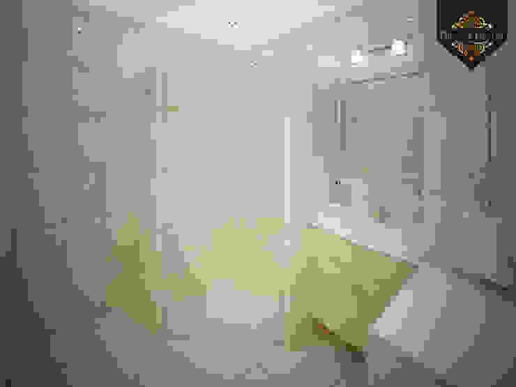 романтичная классика Ванная в классическом стиле от Decor&Design Классический