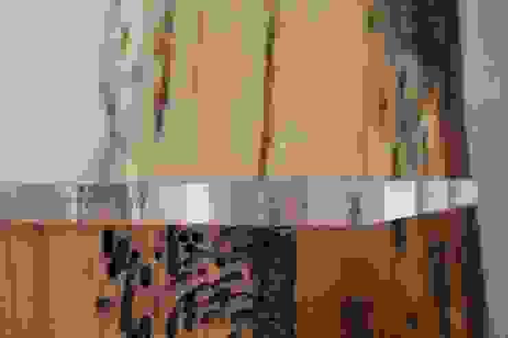 ETHEREAL di Arch. Laura Cera | KERA ecodesign Moderno Legno Effetto legno