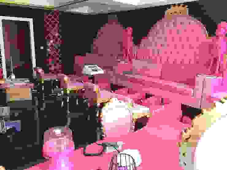 pink Modern Spa Murat Topuz Atelier Modern
