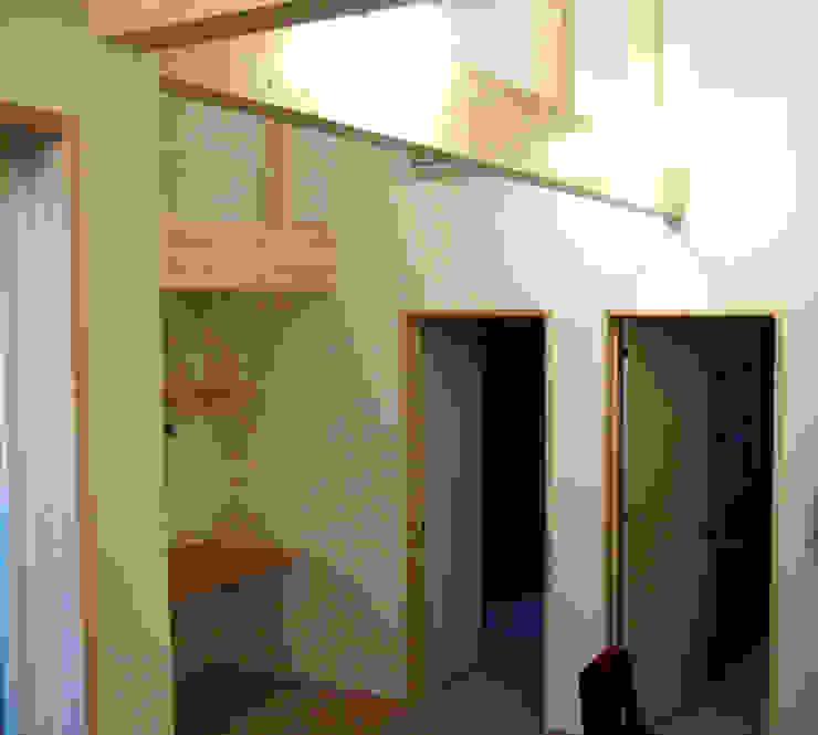 Modern media room by あお建築設計 Modern
