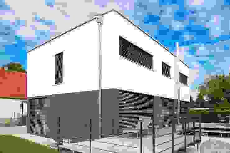 Eigenheim in Lerchenfeld Herzog-Architektur Moderne Häuser