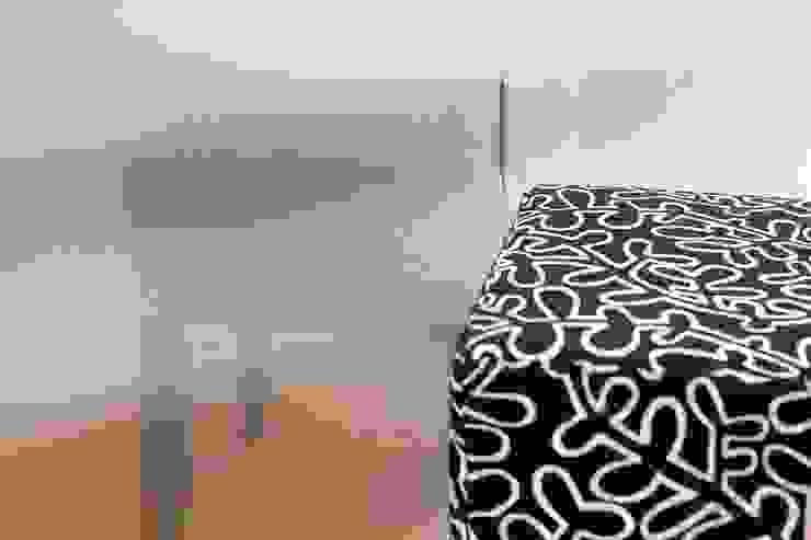 Eigenheim in Lerchenfeld Herzog-Architektur SchlafzimmerSofas und chaise long/Récamière