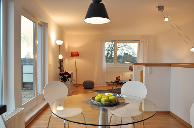 Optimmo Home Staging Modern dining room