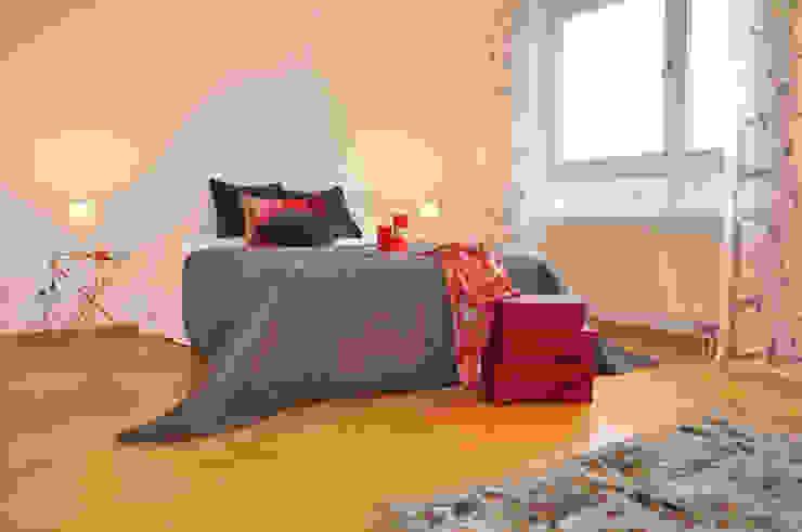 Schlafzimmer Moderne Schlafzimmer von Optimmo Home Staging Modern