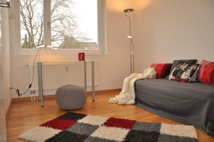 Optimmo Home Staging Study/office