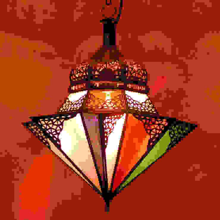 "Marokkaanse hanglamp ""jawhara"" van Orientflair Mediterraan"