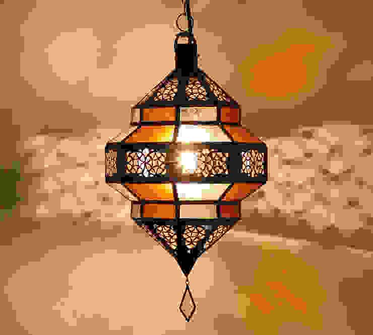 Orientaals hanglamp 'Maha' van Orientflair Mediterraan