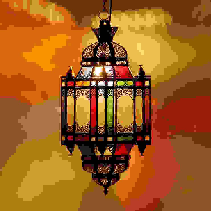 Orientaalse hanglamp Grenada van Orientflair Mediterraan