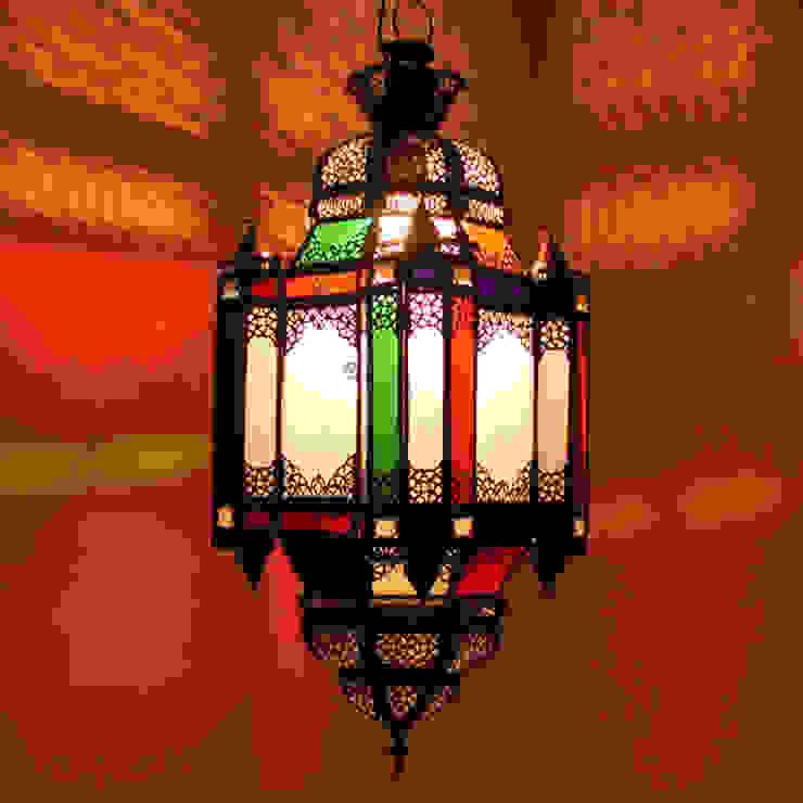 Hanglamp uit Marrakech 'safar' van Orientflair Mediterraan