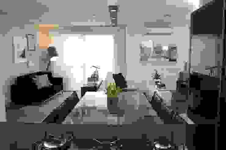 Comedores de estilo moderno de Fernanda Moreira - DESIGN DE INTERIORES Moderno Tablero DM