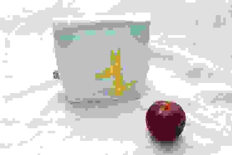 Lunch bag bleu ciel PIOLOU Chambre d'enfantsAccessoires & décorations Synthétique Bleu