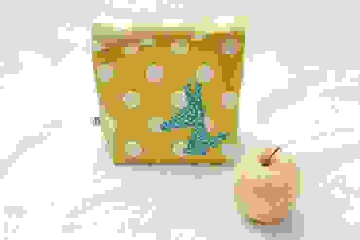 Lunch bag vert olive PIOLOU Chambre d'enfantsAccessoires & décorations Synthétique Vert