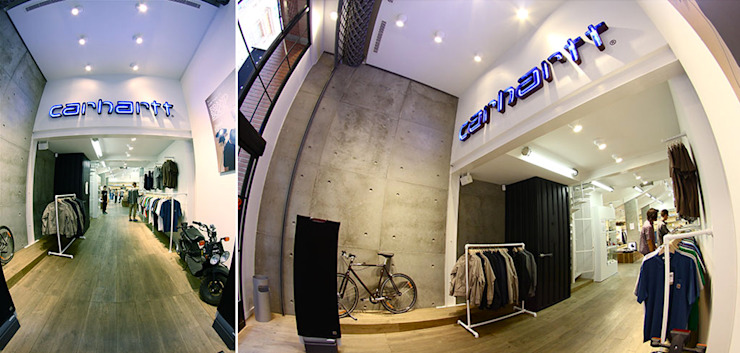 KLD Design Office spaces & stores