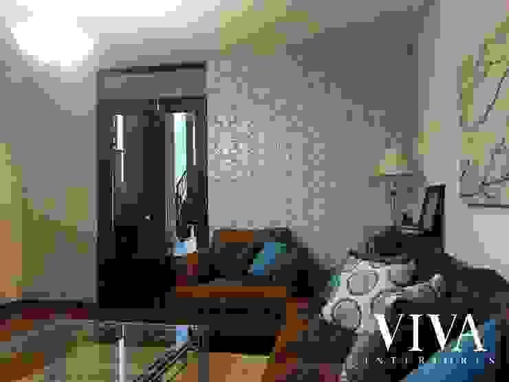 Amazonas 113 Salones modernos de VIVAinteriores Moderno