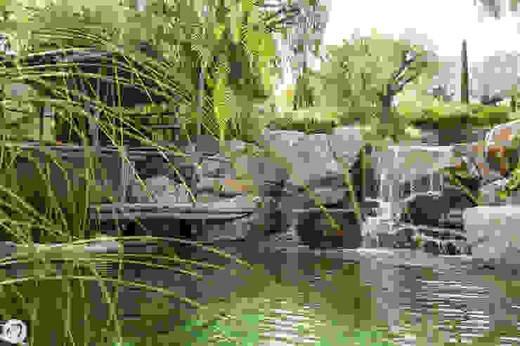 Mediterranean style garden by PASSAGE CITRON Mediterranean