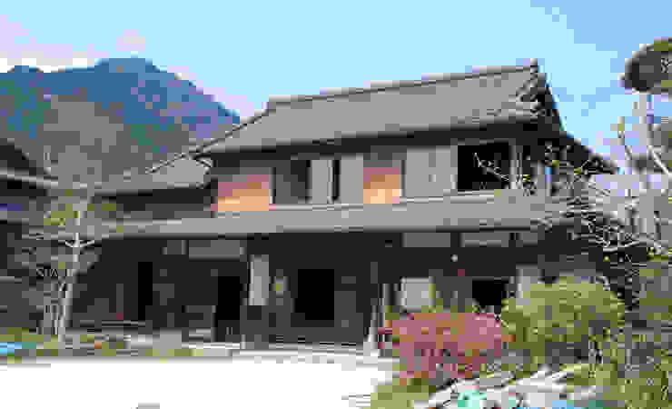 改修前(昭和25年築) の 一級建築士事務所 馬場建築設計事務所