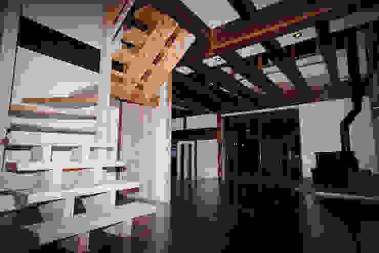 改修後リビング の 一級建築士事務所 馬場建築設計事務所