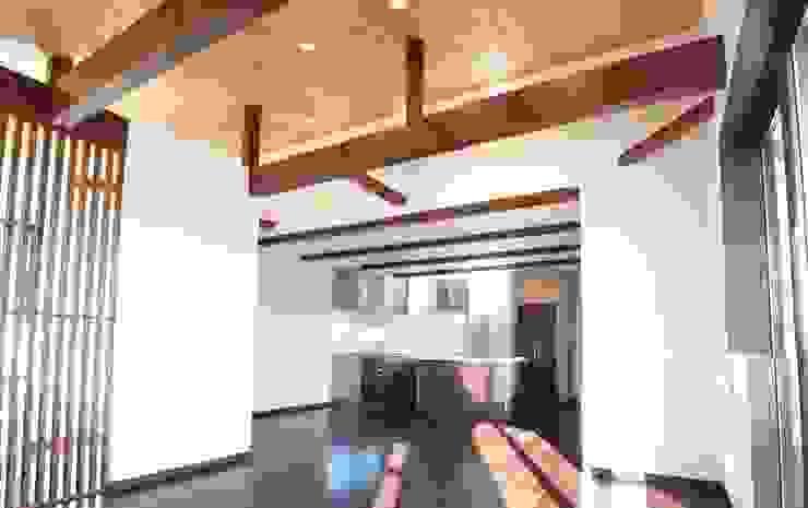 Y邸 「Y邸 大スパンガレージの家」 の 内呂建築設計事務所/株式会社 オフィスU