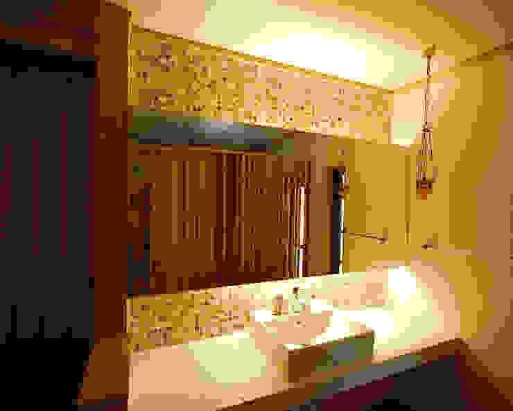 改修後手洗い の 一級建築士事務所 馬場建築設計事務所