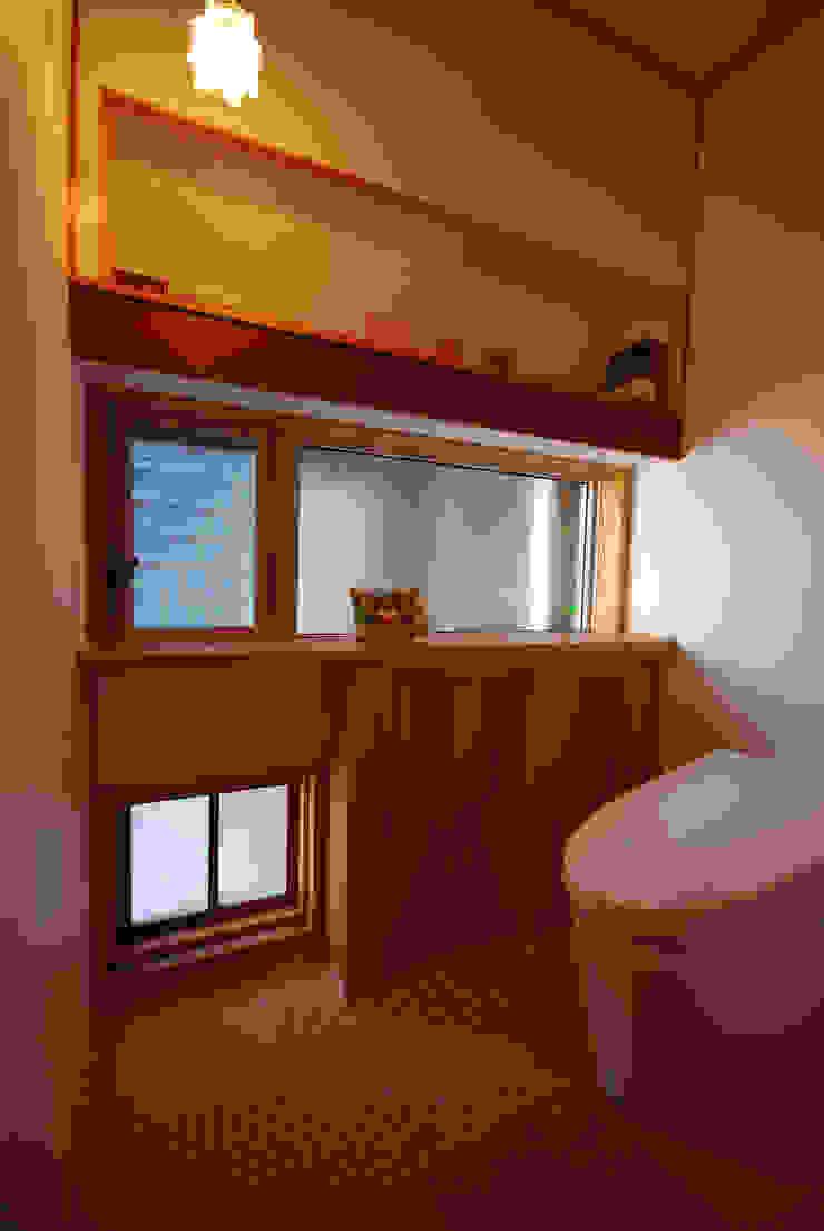 改修後トイレ の 一級建築士事務所 馬場建築設計事務所