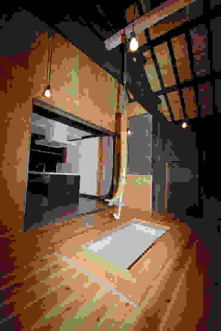 改修後囲炉裏の間 の 一級建築士事務所 馬場建築設計事務所