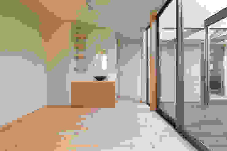 郊外の家 和風の お風呂 の 有限会社 宮本建築アトリエ 和風