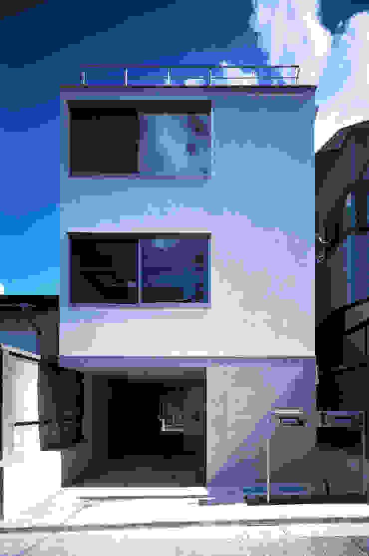 本町の家 モダンな 家 の 桐山和広建築設計事務所 モダン